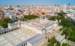 Panoramica Madrid